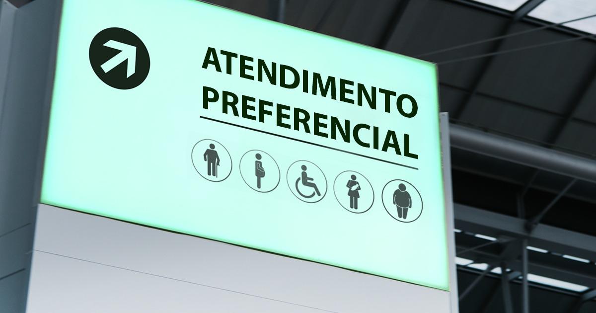 Confira quem tem direito a atendimento prioritário, conforme estabelece a lei