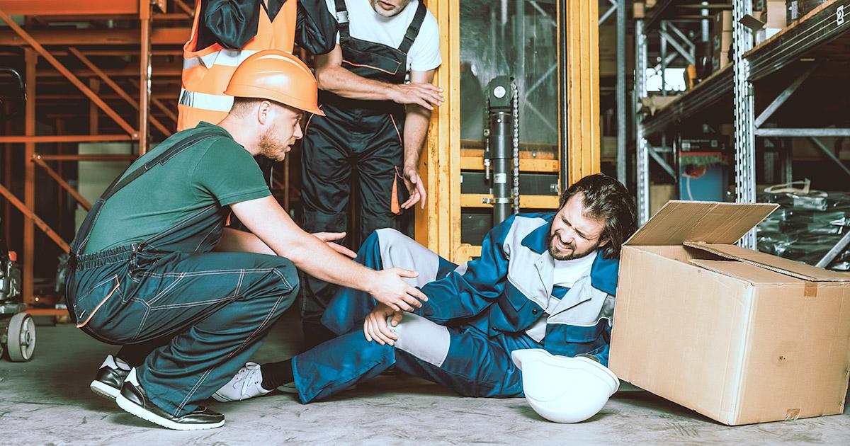 Brasil ocupa a quarta posição no ranking mundial de acidentes de trabalho