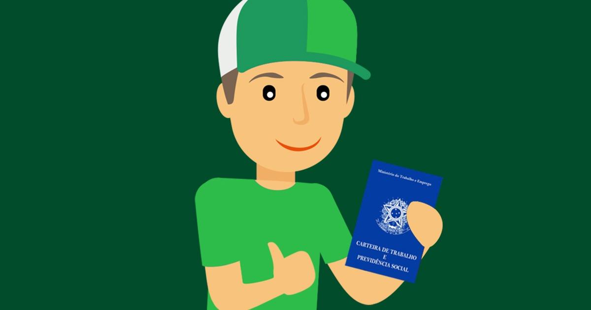 contrato verde e amarelo - conheca os principiais pontos