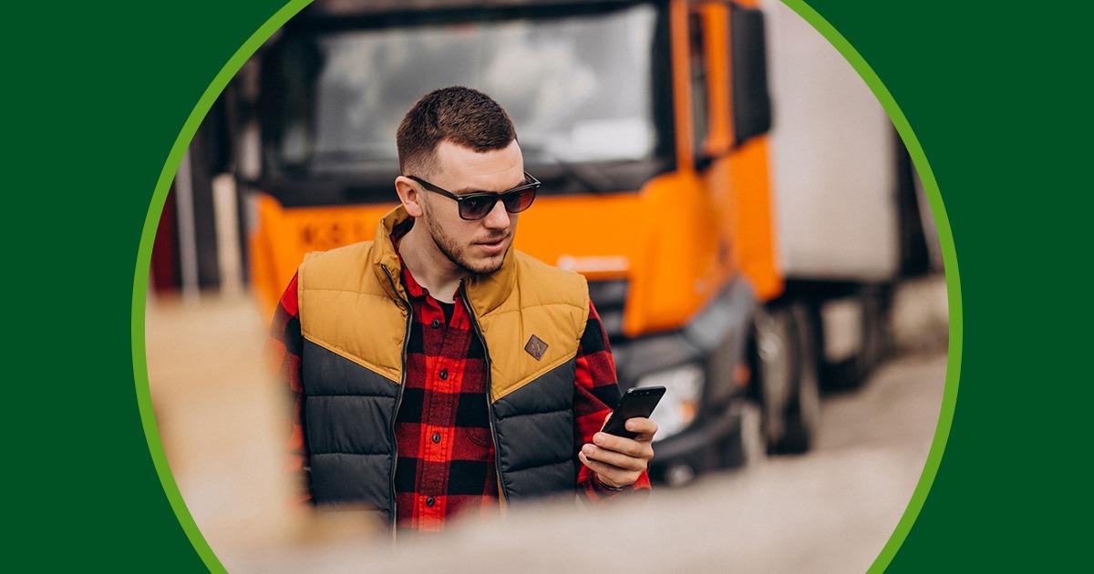 Como o motorista de caminhão pode se aposentar mais cedo