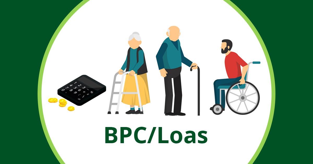 Benefícios de até um salário não entrarão no cálculo da renda para concessão do BPCLoas