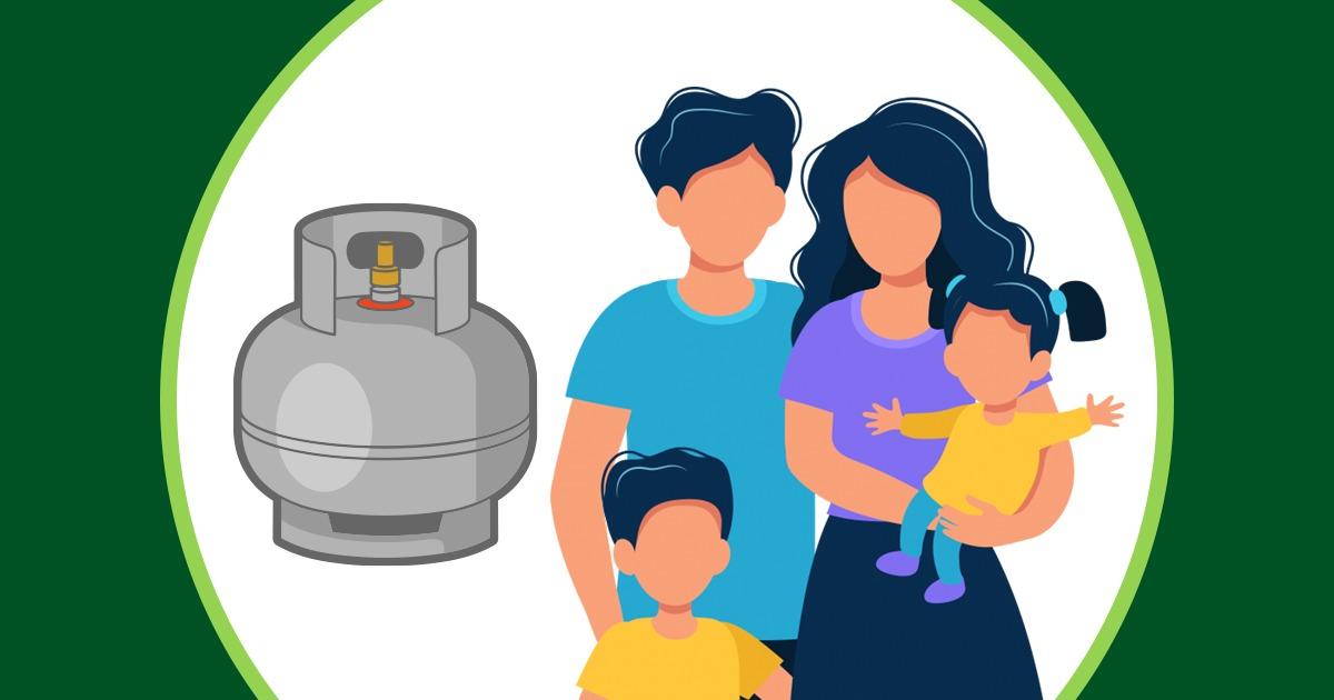 """Projeto de lei que cria """"vale-gás"""" para famílias de baixa renda é aprovado pelo Senado"""